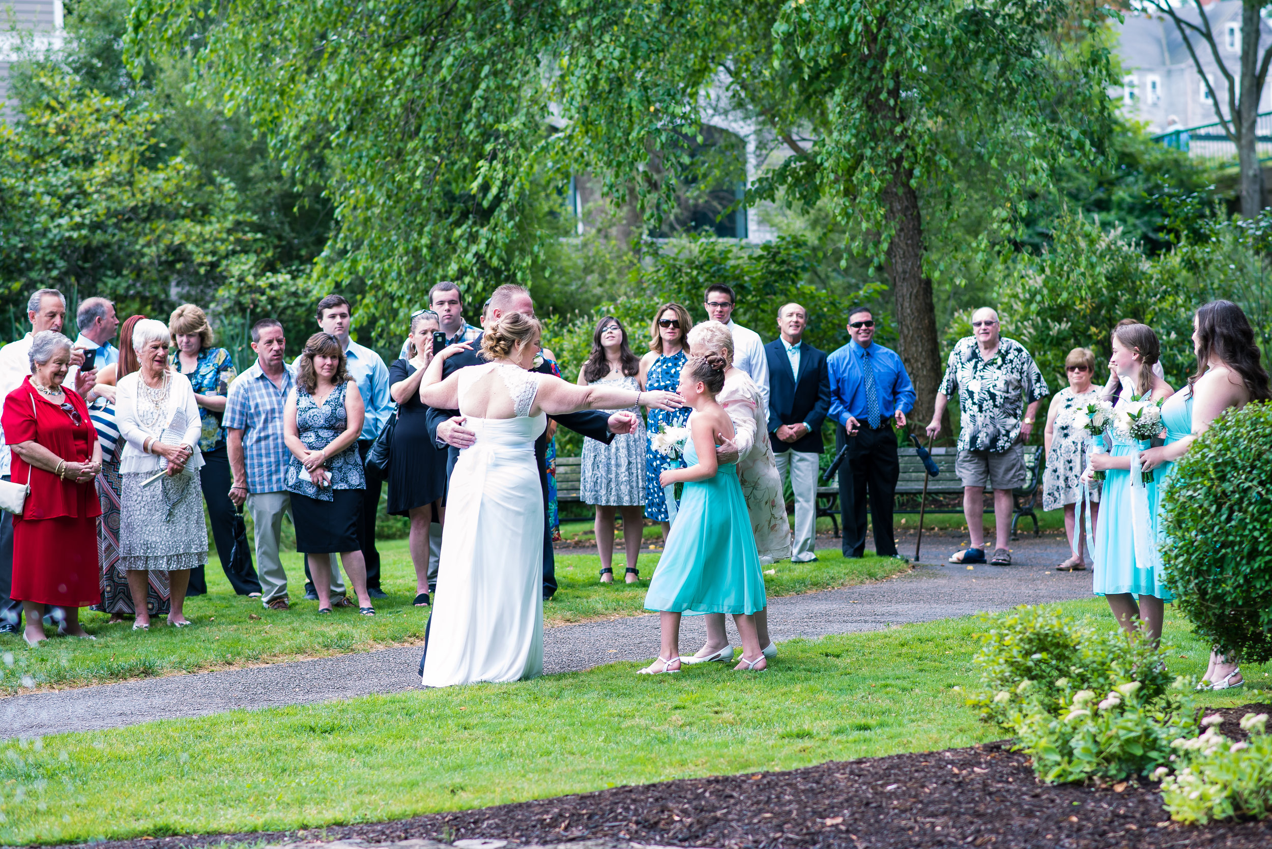 grooms daughter joining in first dance at brewster gardens plymouth ma (37 of 1).jpg