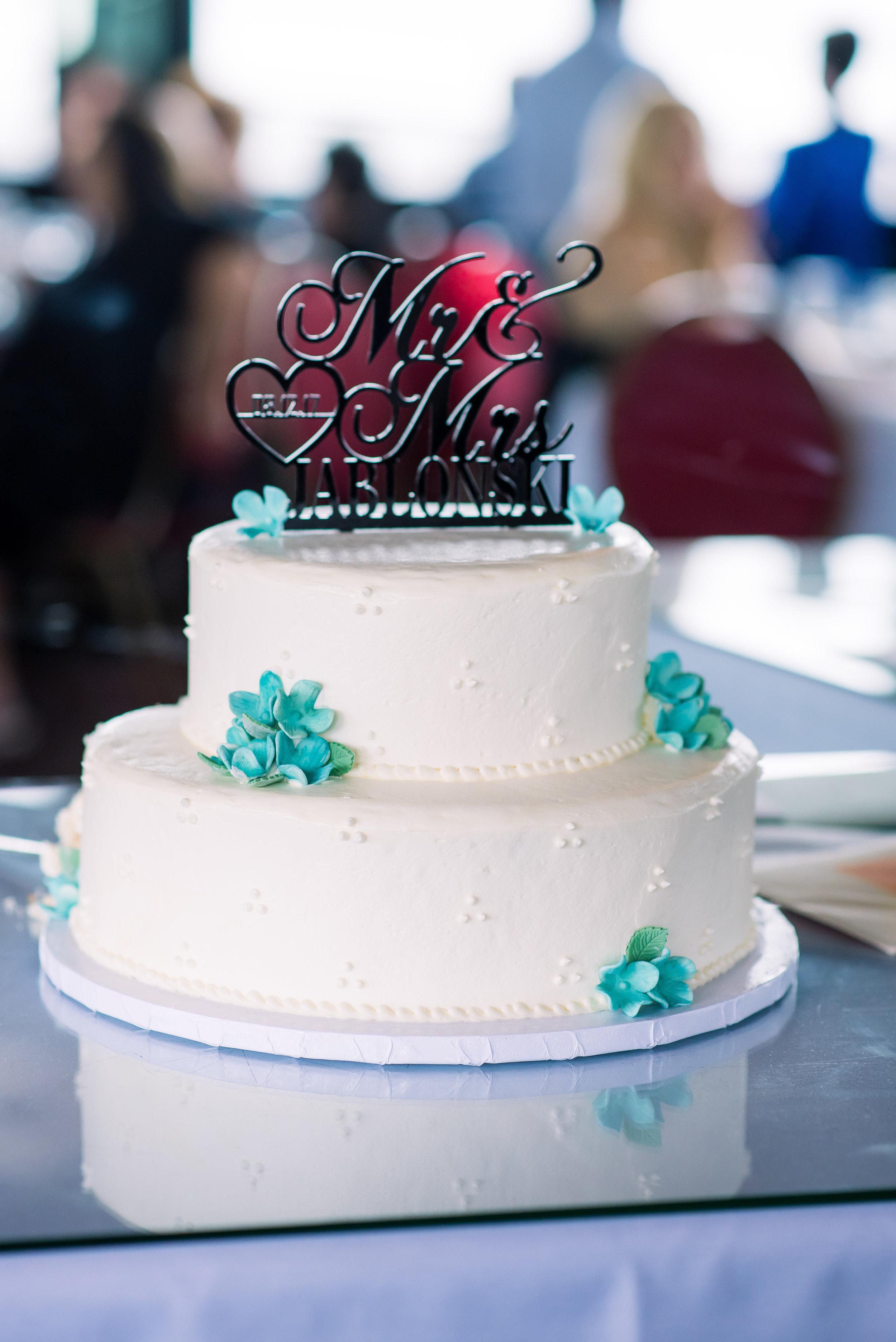 Konditor Miester's wedding cake at Isaacs restaurant  plymouth ma (45 of 1).jpg