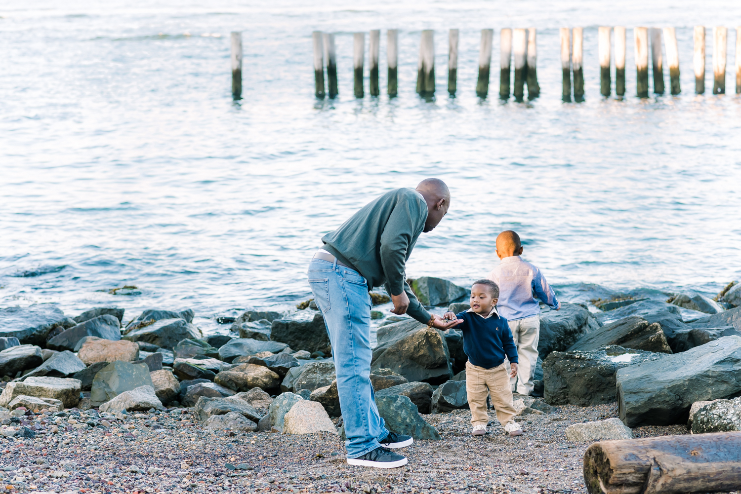 Father and Sons at Castle Island Boston (10 of 1).jpg
