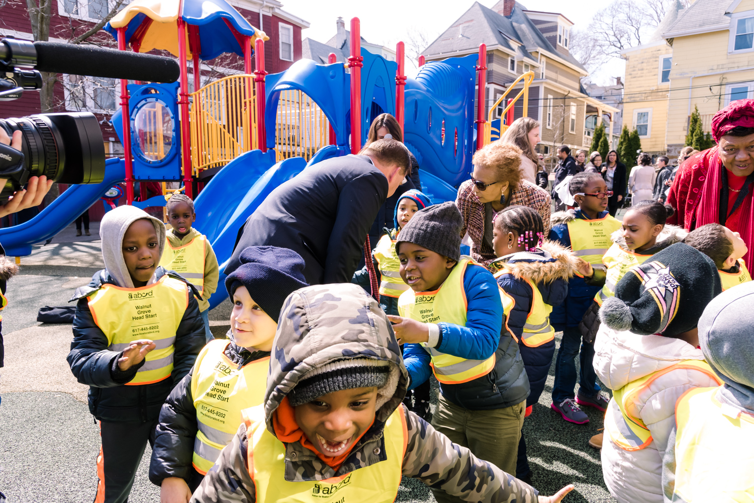 Mayor Marty Walsh Interacting with Walnut Grove Headstart Children (18 of 1).JPG