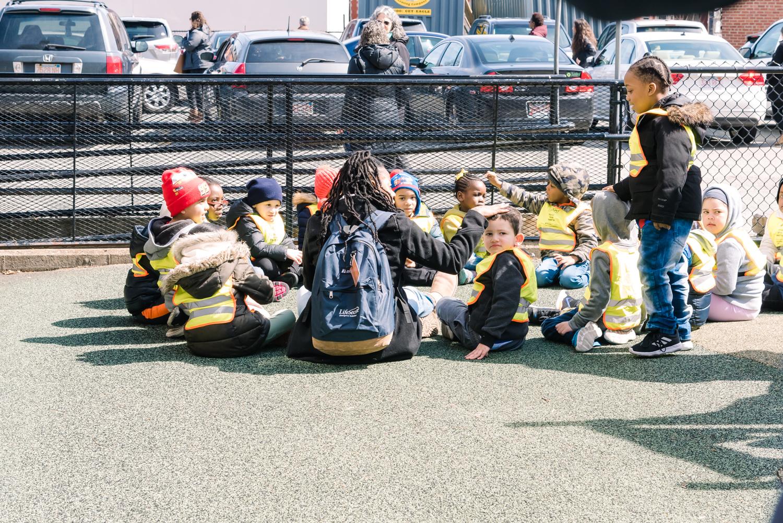 Walnut Grove Headstart Children engaging in activities during the Mayors Speech (13 of 1).JPG