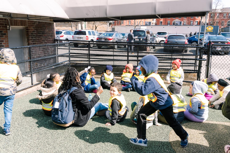 Walnut Grove Headstart Children engaging in activities during the Mayors Speech (15 of 1).JPG