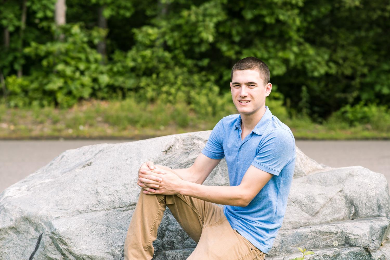 Senior Portraits for Boys at Lake Holbrook MA (6 of 1).jpg