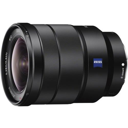 Sony Vario-Tessar T* FE 16-35mm f/4 ZA OSS Lens -