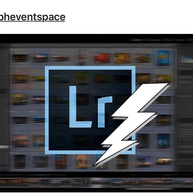 My speed of Lightroom presentation starts at 4:30 @bheventspace come check it out online or in person if you're here in NYC.