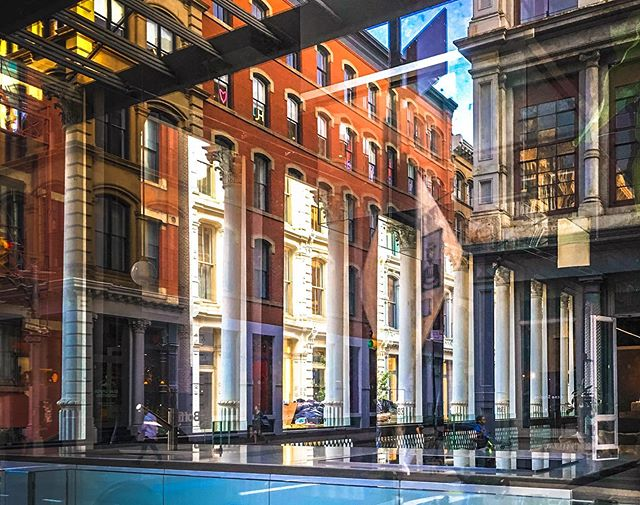 Come join @susan_magnano  and I for a Photowalk in #soho today from 5-7pm. You can register @bheventspace