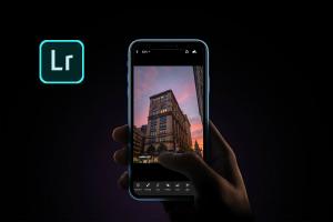 Lightroom Mobile Mindmap -