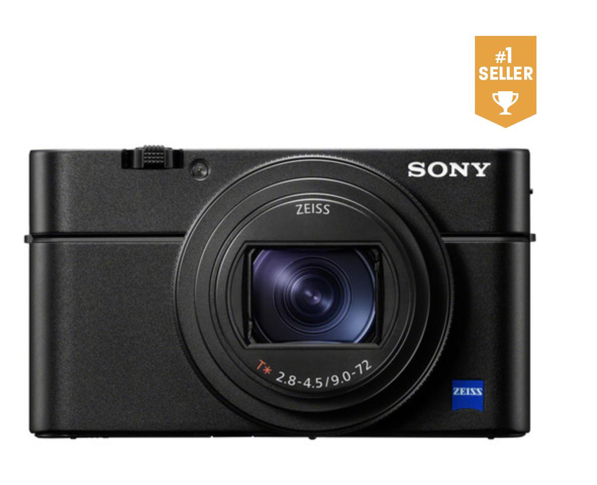 Sony Cyber-shot DSC-RX100 VII Digital Camera -