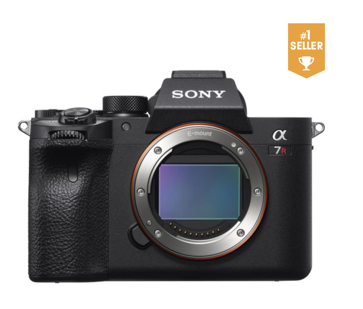 Sony Alpha A7RIV Mirrorless Digital Camera -