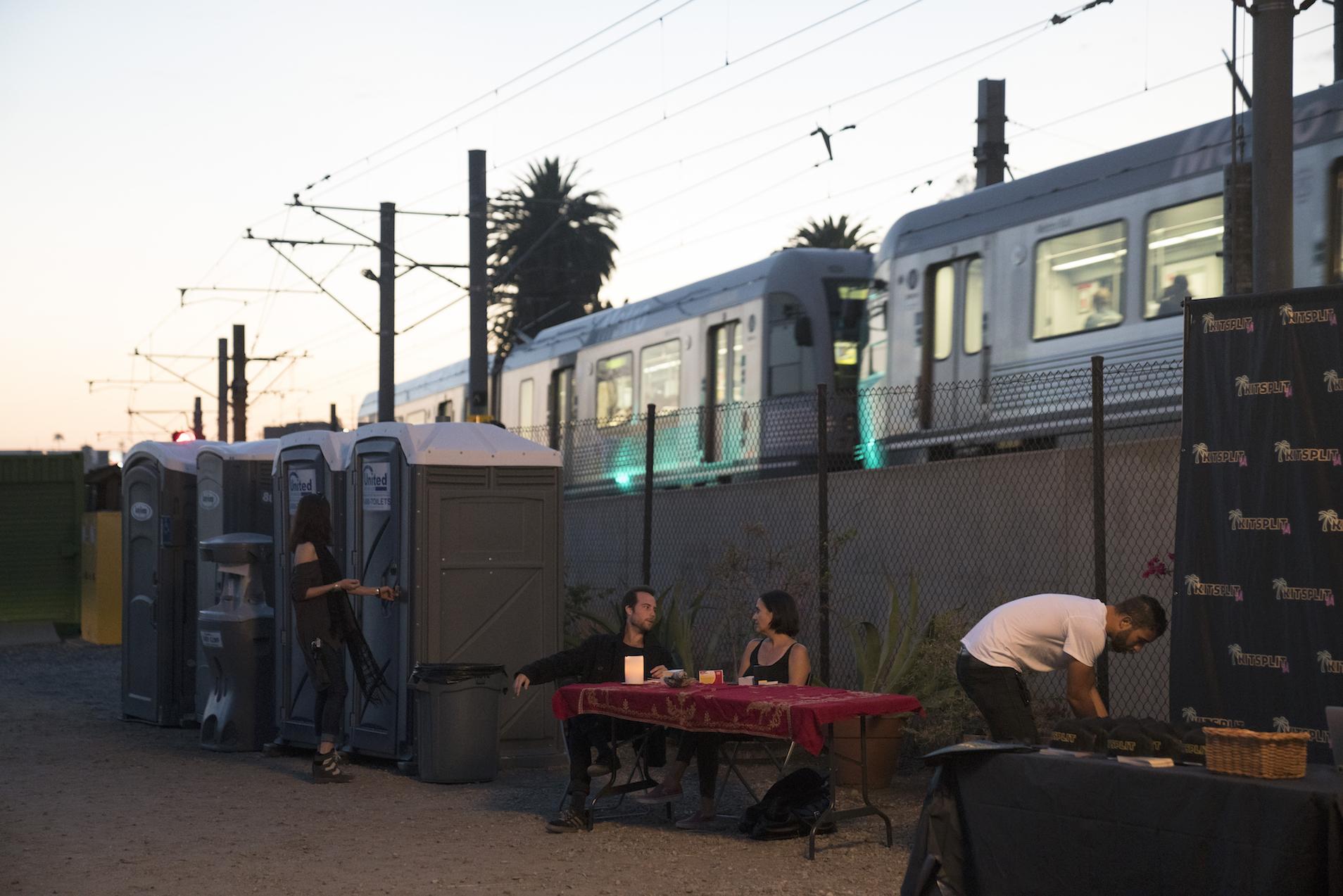 Sponsor tables and train.jpeg