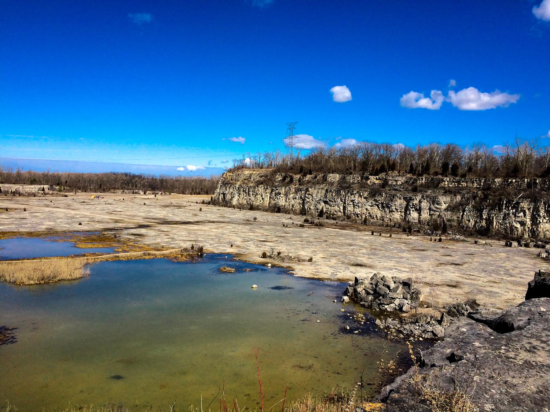 Castalia Quarry