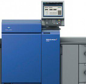 Konica Minolta Bizhub Press C1085 and C1110