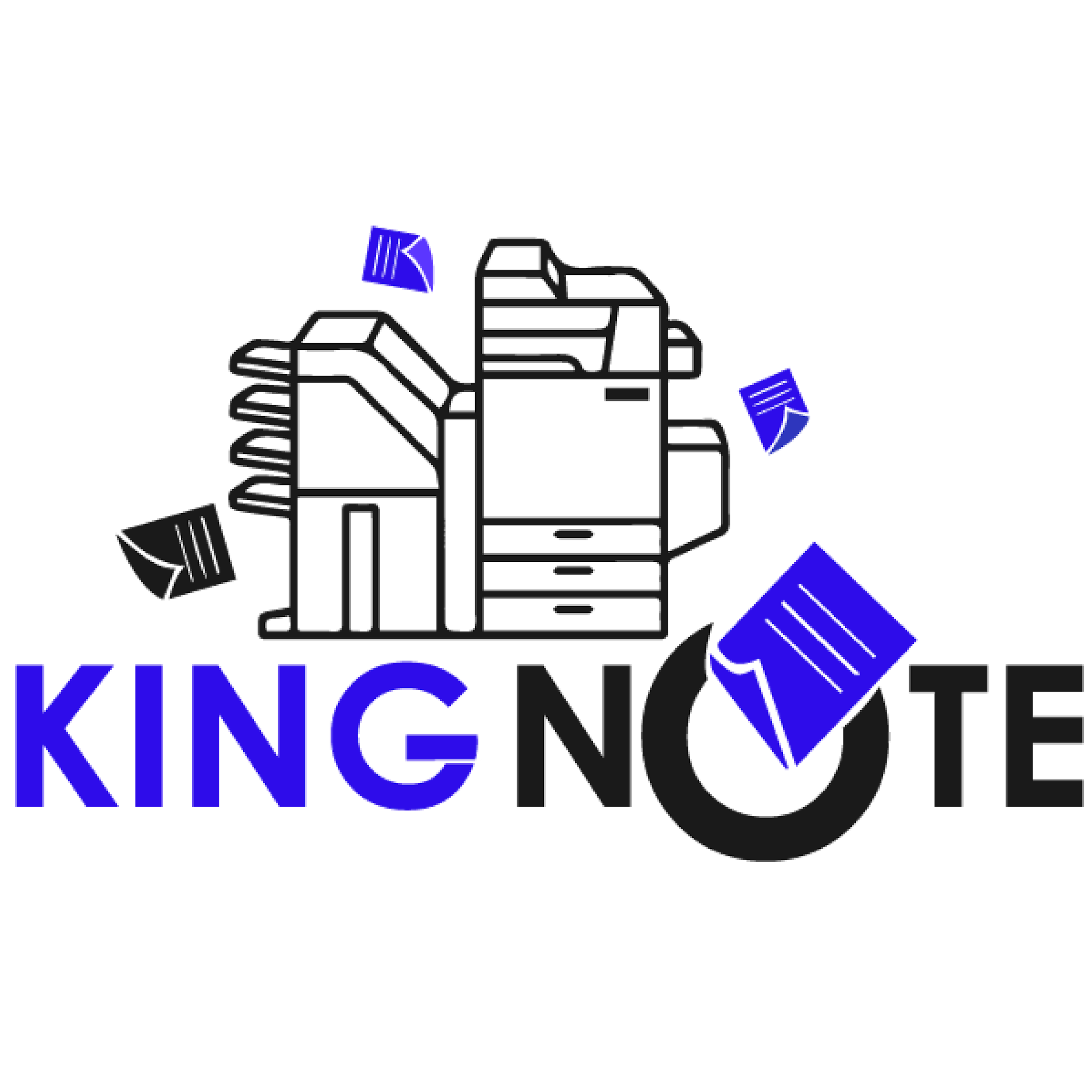 Kingnote Copier Logo 2500.png