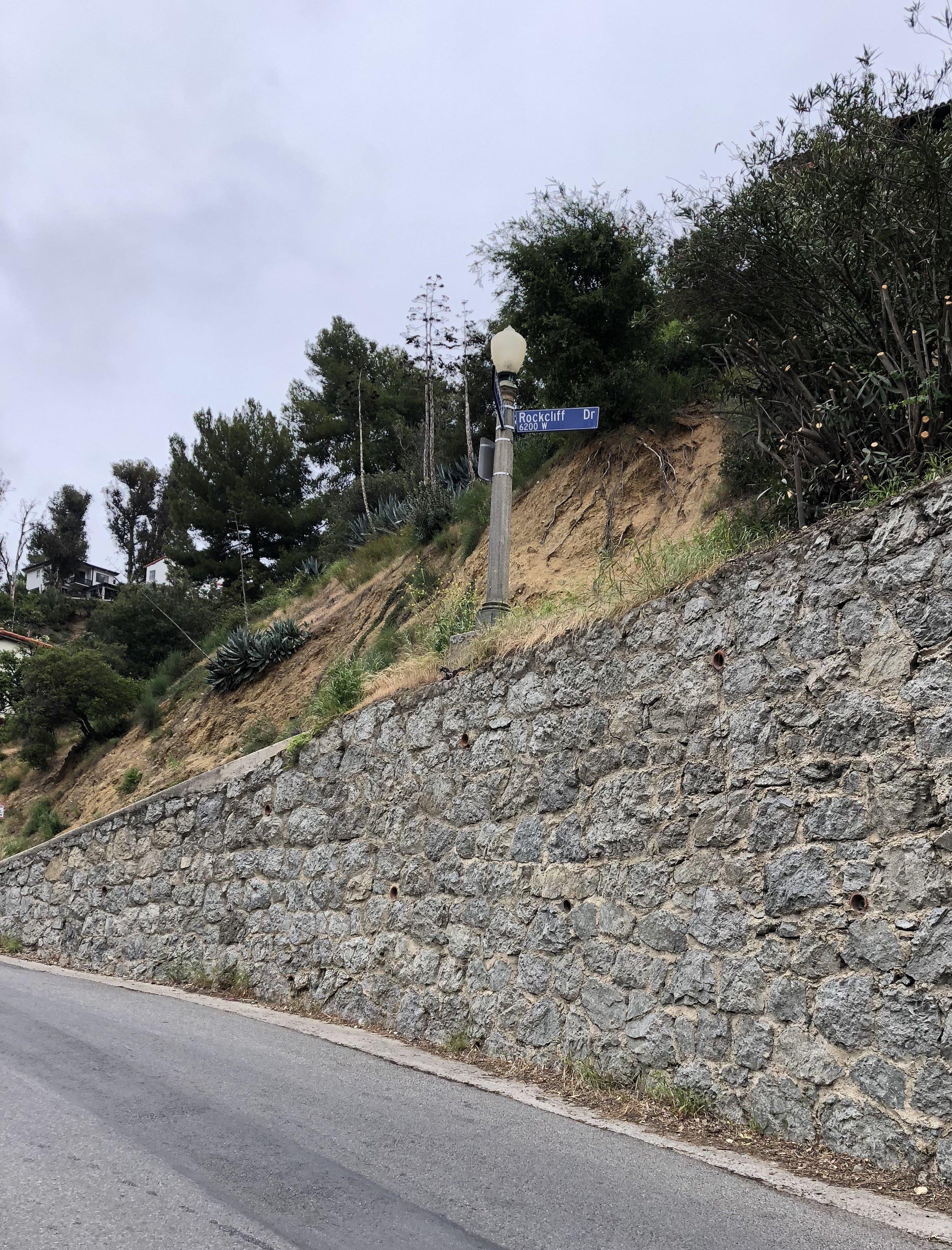 Rockcliff Drive Hollywood