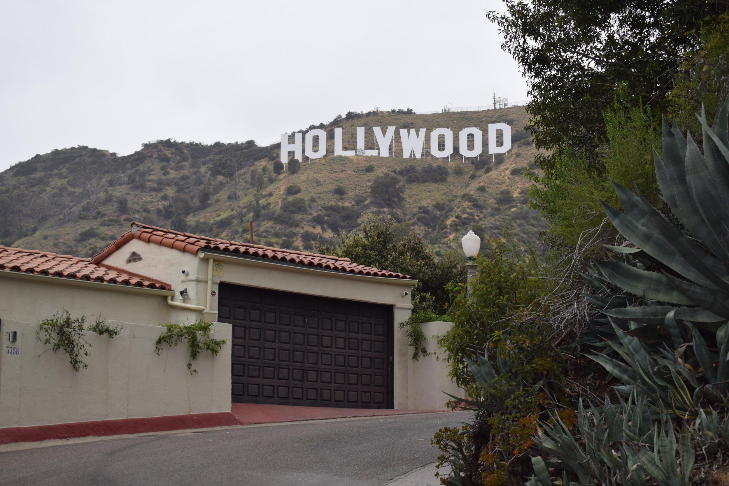 Deronda Drive Hollywood