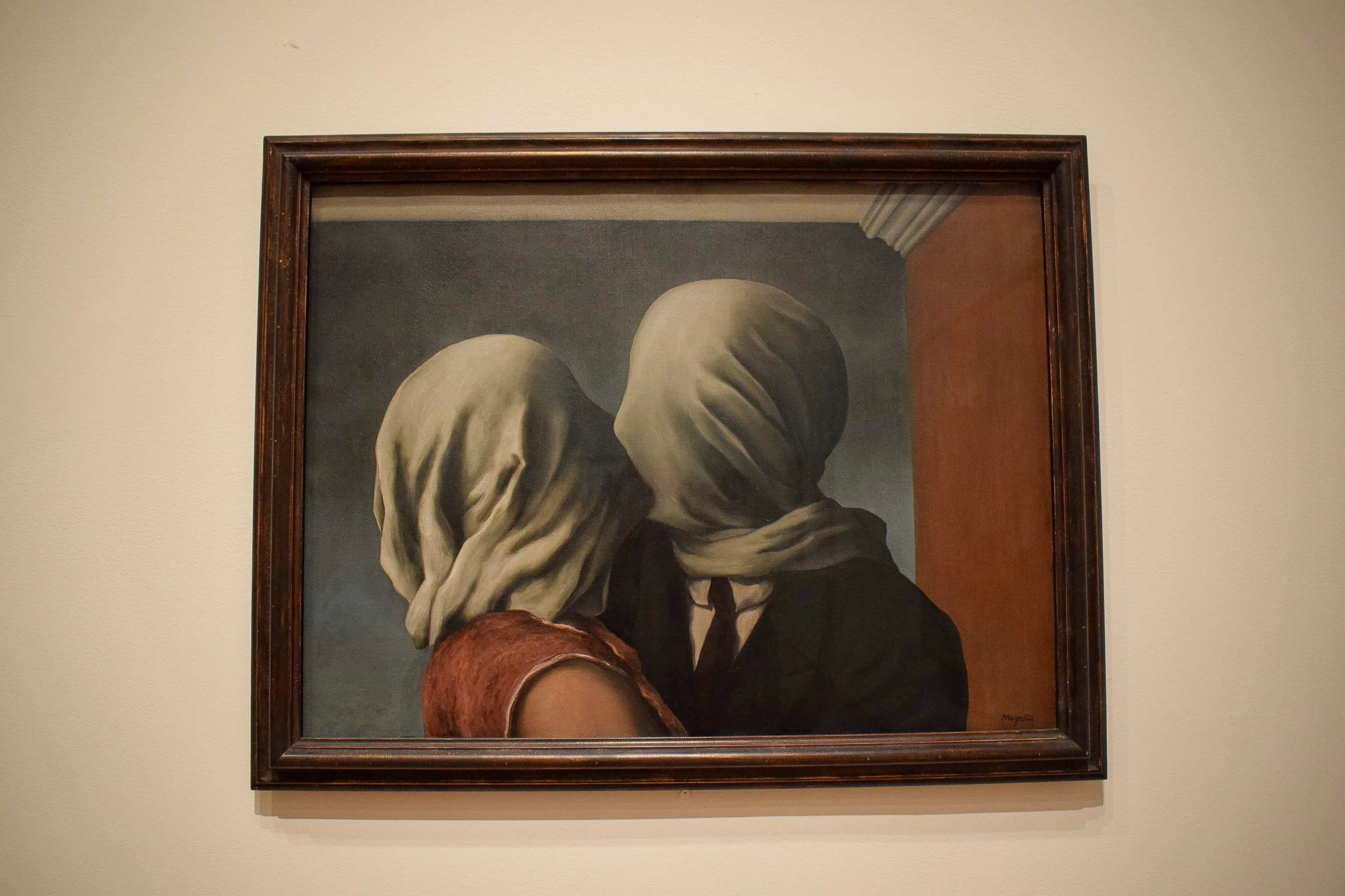 Visit MoMa | free on Friday's 4pm-8pm - Worth the trip! Museum of Modern Art includes Picasso, Van Gogh and Rene Magritte. There's also the Rockefeller Ice Rink located a short walk from this art gallery just in case you fancy a skate!Image to the left: The Lovers II, 1928, Rene Magritte.*Free entry to MoMa every Friday 4pm - 8pm otherwise approximately $28.