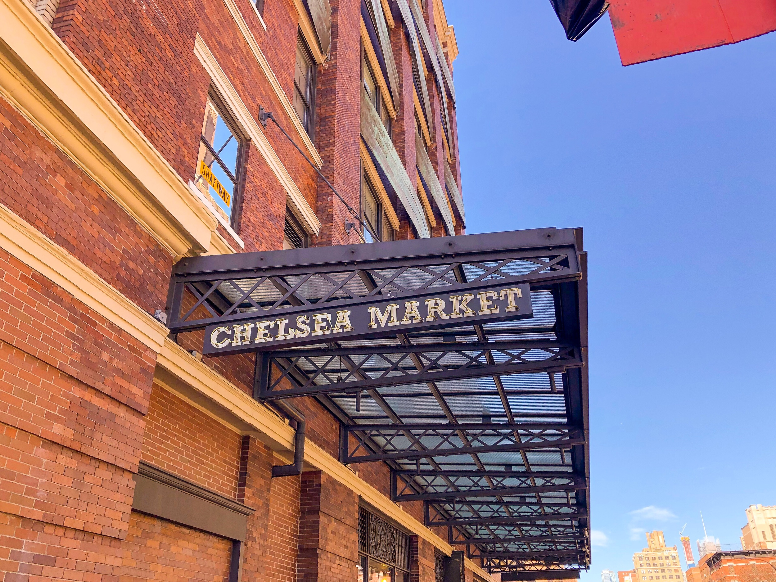 Chelsea Market | free - You'll come across Chelsea Market whilst on the High Line route - indoor food market and shopping centre.