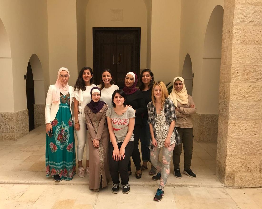 Women ASPIRE Research Team, Columbia University Global Center | Amman