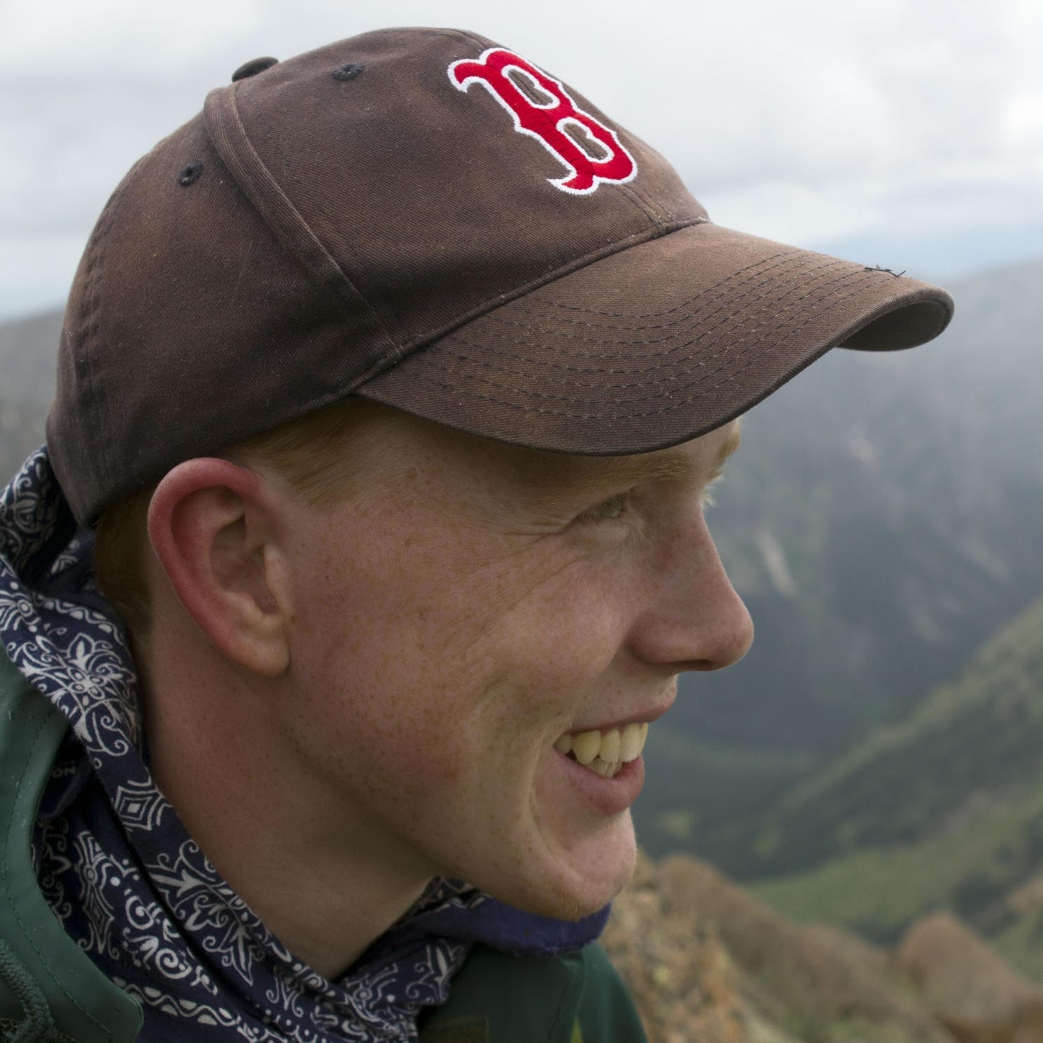 Will Atkinson '18 - I'm a Geosciences major interested in bridging disciplines to study renewable energy policy!