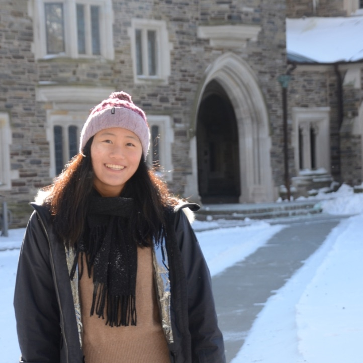 Skyler Liu '21 - PresidentSkyler is a sophomore from Piedmont, CA currently living in Rocky. She is studying computer science, with potential certificates in Finance and Chinese. Outside of the classroom, Skyler is curious about renewable energy and the intersection between energy and finance, and is a member of the Varsity Swimming & Diving team.