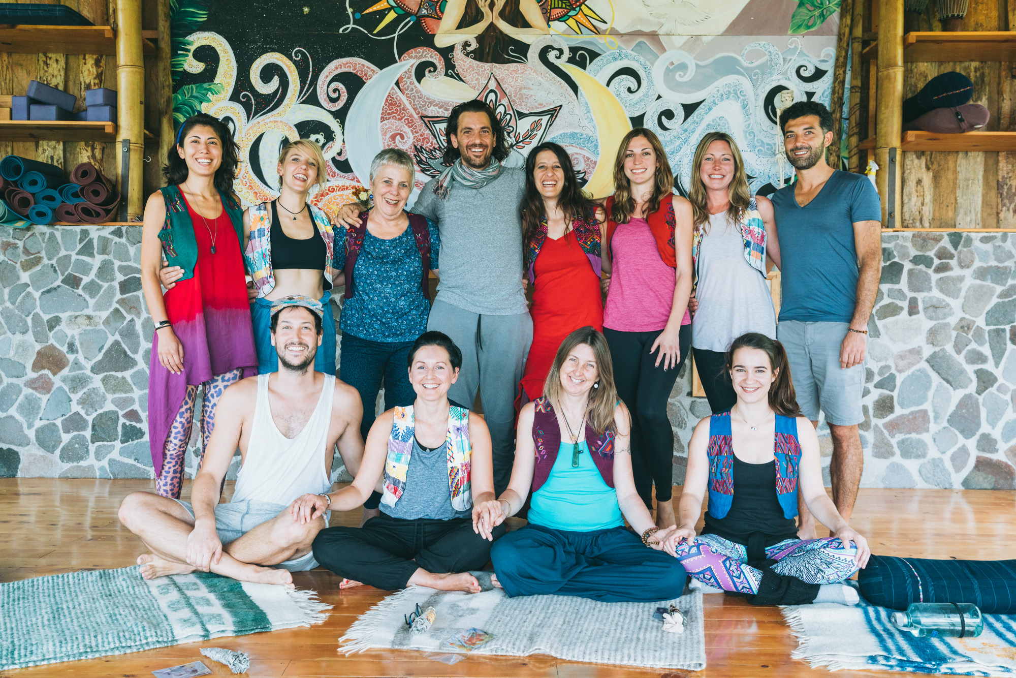 The Alchemy of Living group