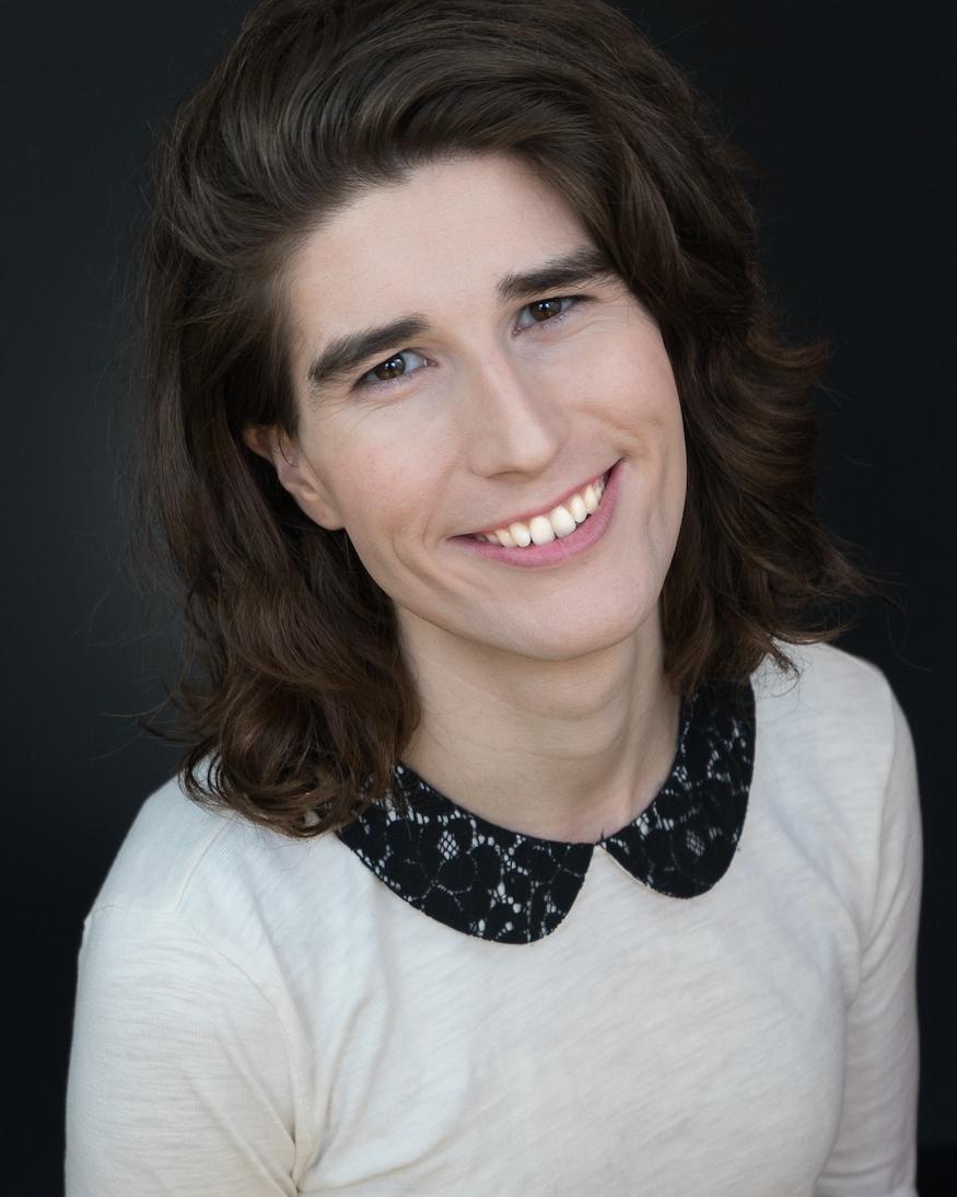 Playwright Riley Mondragon