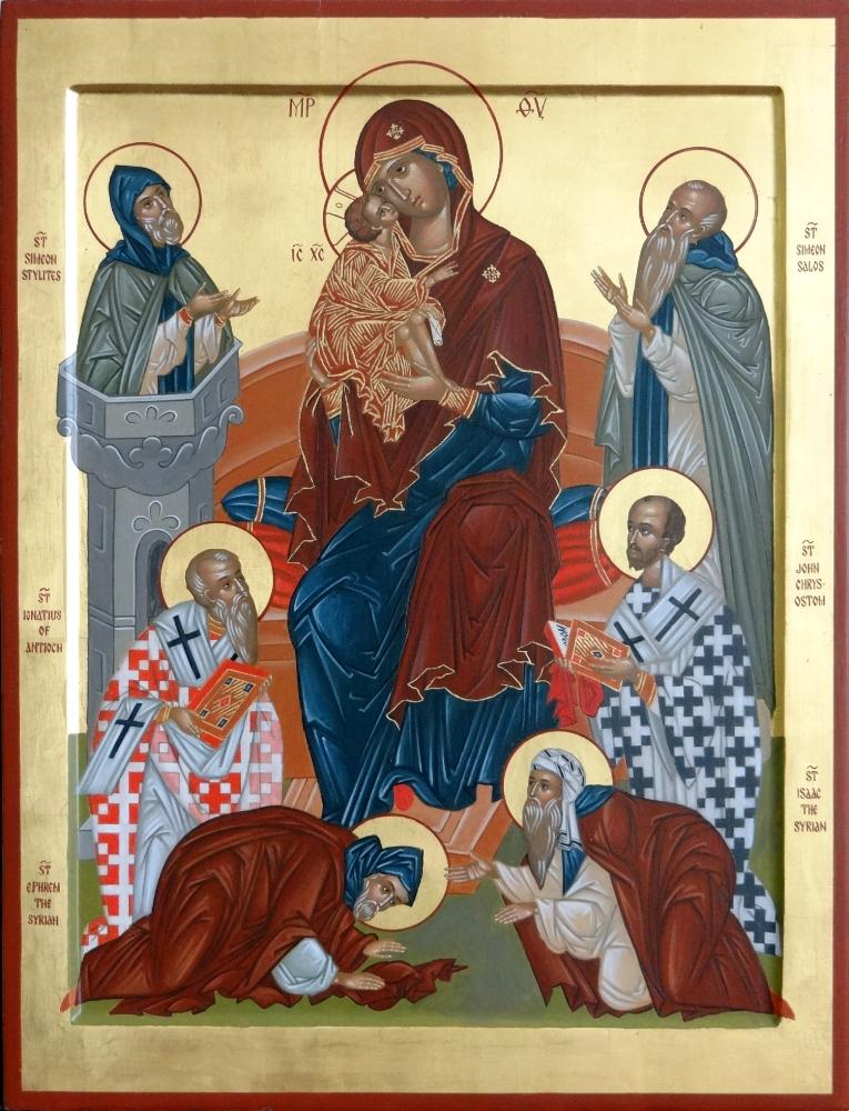 Saints of Syria