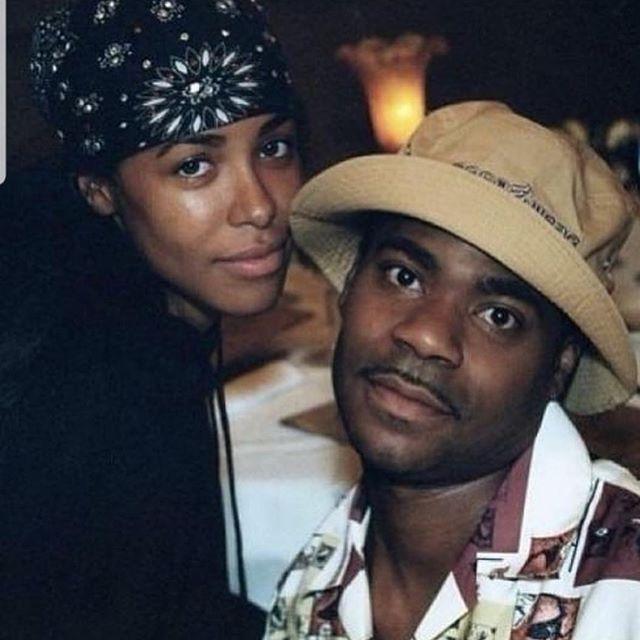 me & my SIS Aaliyah R.I.P I Miss You!!!