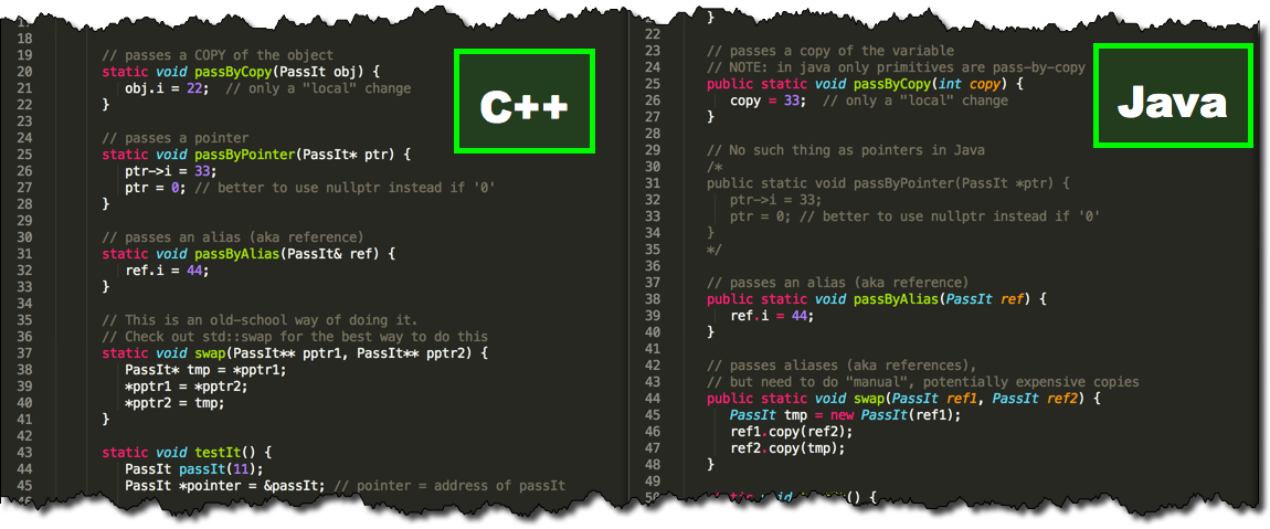 C++ Source ;  Java Source