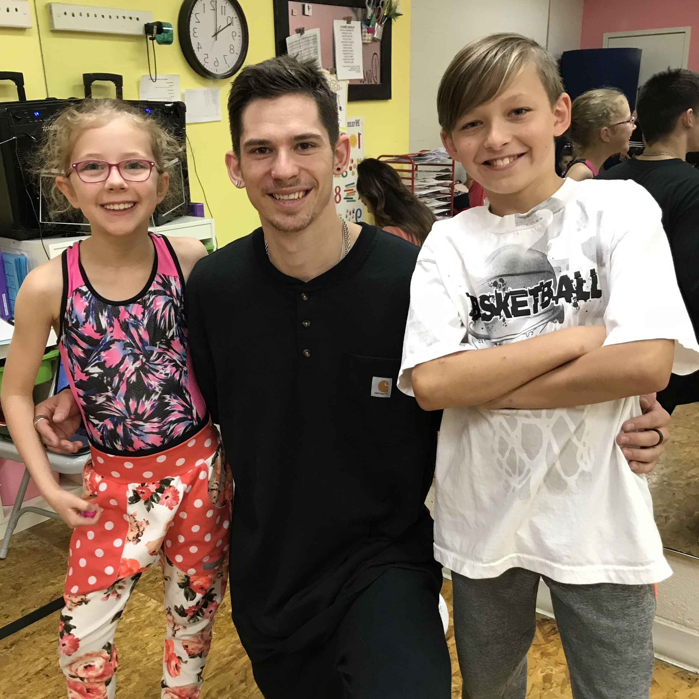 """""""My daughter has been at this dance studio for two years now.She has learned so much about sharing, taking turns, dance, and being a good friend. She always looks forward to going.It is a great price for classes and everything is so organized. She looks forward to it everyday.I love the atmosphere and everything she is learning."""""""