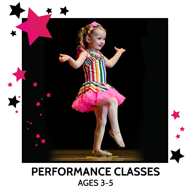 PERFORMANCE TEAM, DANCE CLASSES, PRESCHOOL DANCE, DANCE LESSONS