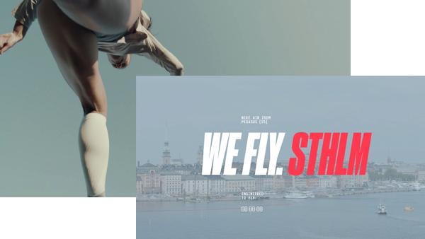 NIKE FLY STOCKHOLM