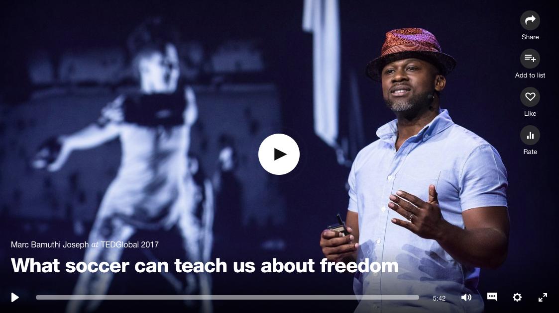 Bamuthi TED Talk