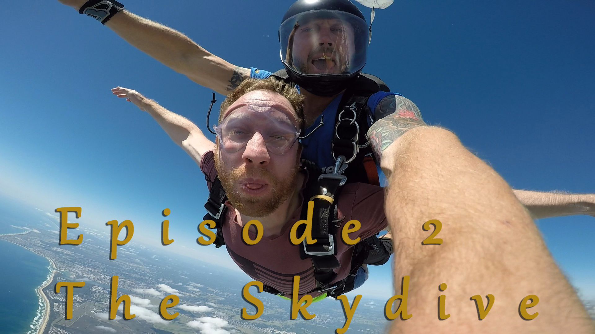 Episode 2 - The Skydive