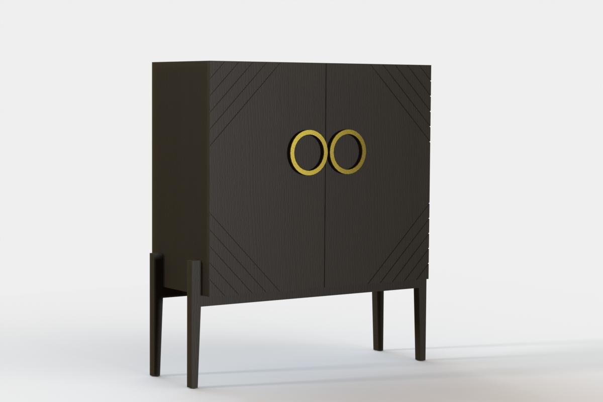 Valentine Wine Cabinet / Storage Cabinet