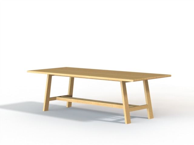 Sophie Dining Table 2500x1000