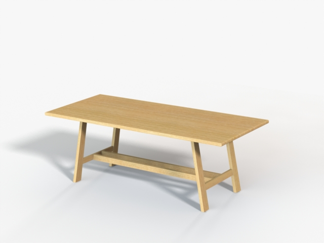 Sophie Dining Table 2100x900