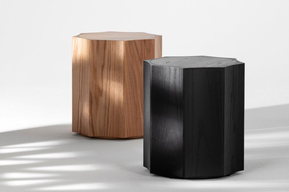 Max Side tables - In American Red Oak.