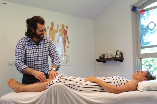 Michael LaFemina - is a Licensed Acupuncturist, Meditation Teacher, and new dad! He holds two Masters degrees - one in Education and another in Acupuncture - and regularly teaches courses and workshops in NYC and around New Paltz. Fun fact - Michael spent two years living like a monk.