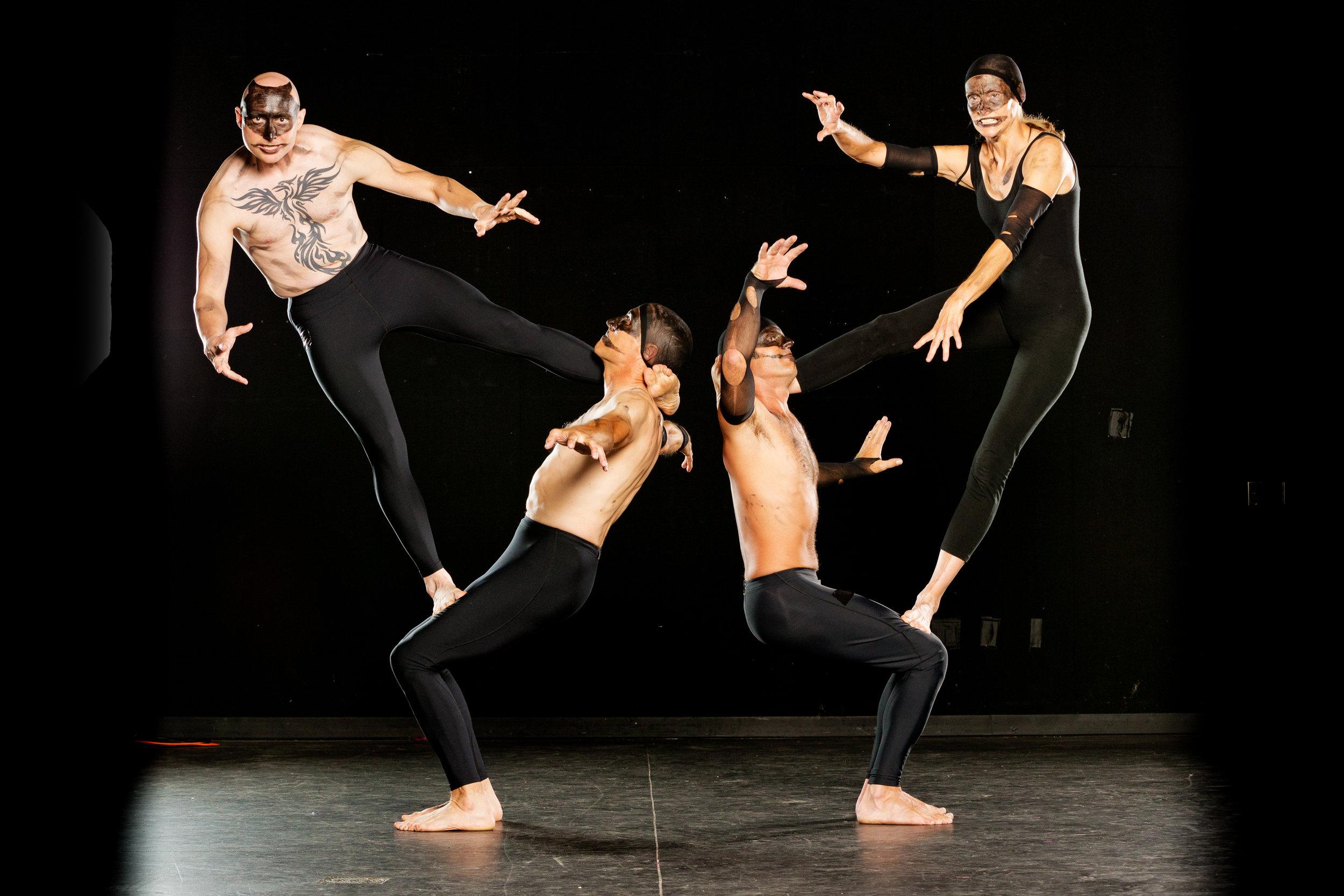 Cirque Acrobalance