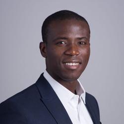 Gbenga Alabi VP of Marketing