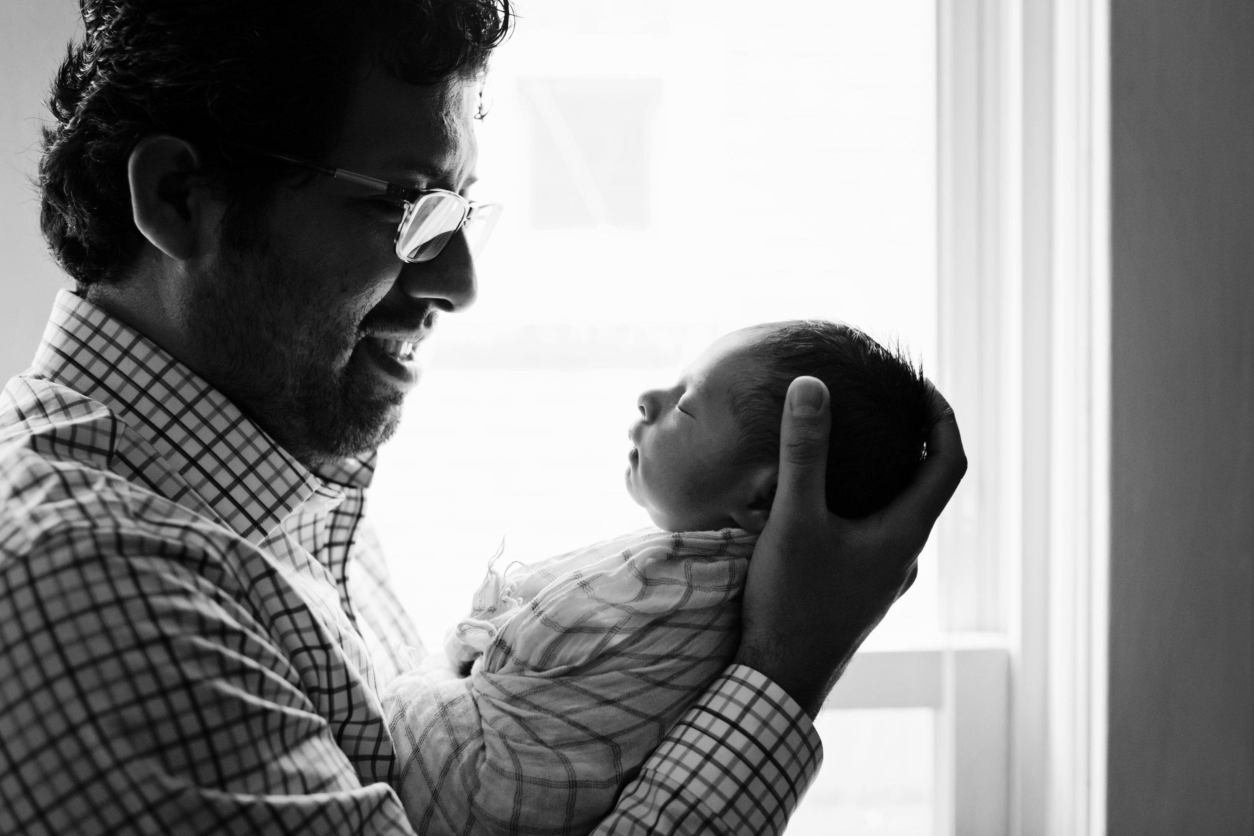 Eliott - in-home newborn session