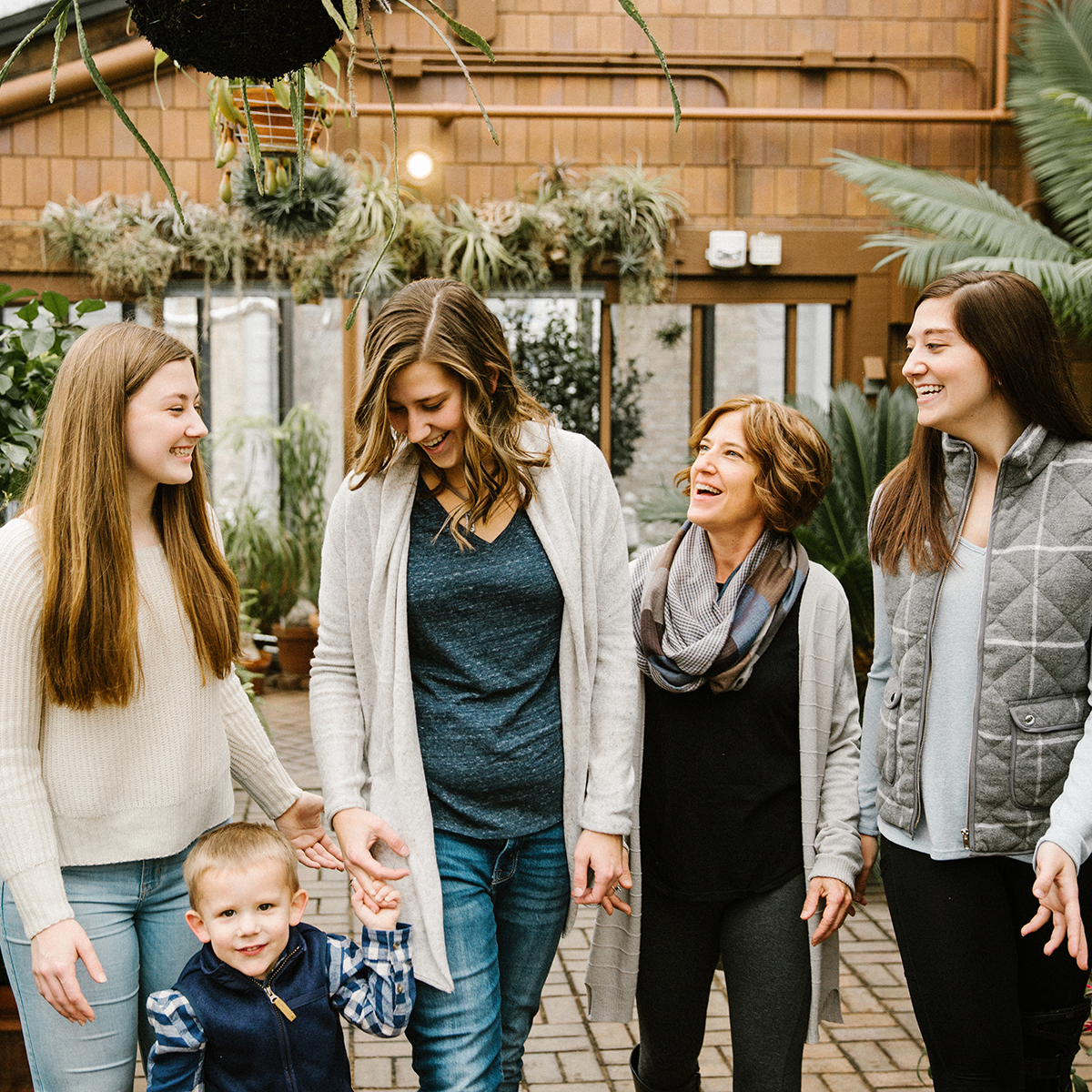 Family Sessions - show off your tribe