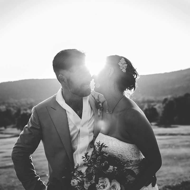 Dina & Daniele - Upstate New York Wedding
