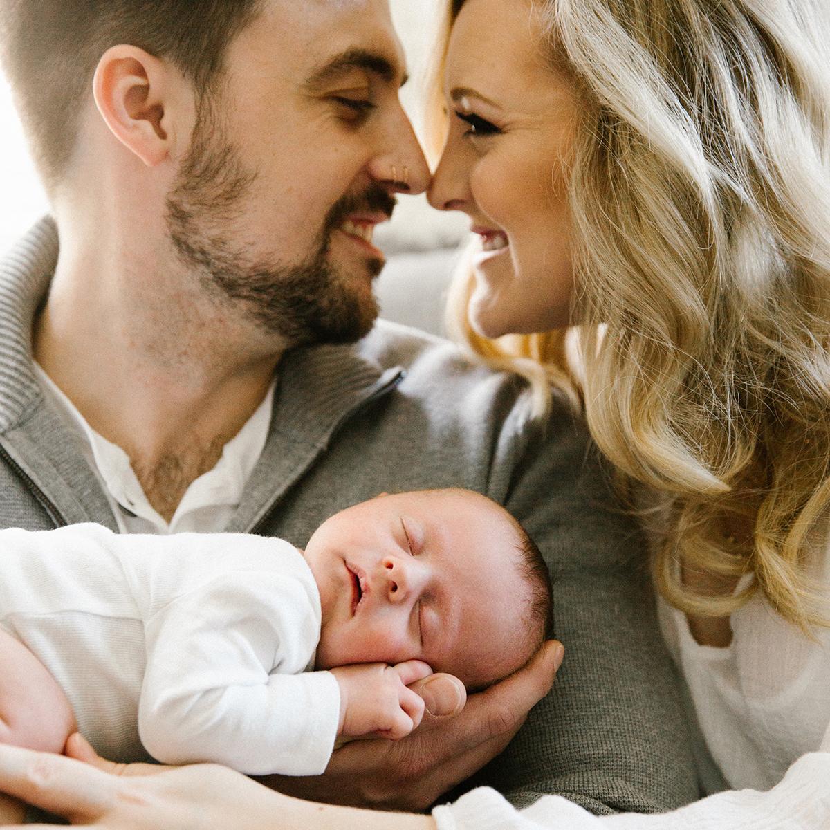 Theodore - In-Home newborn session