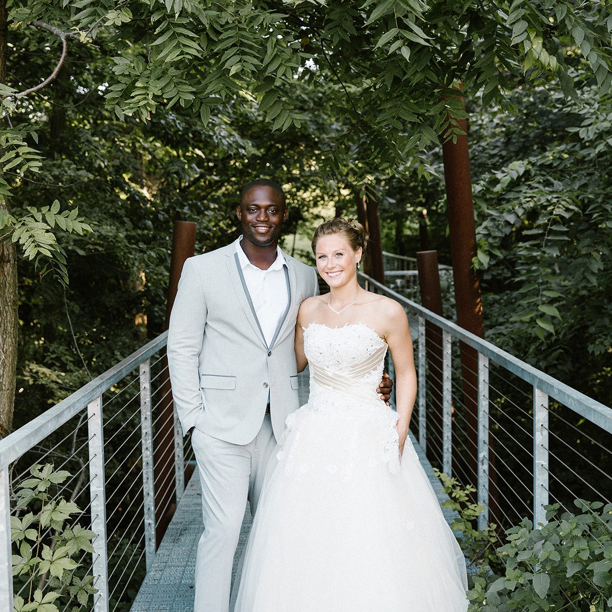 Chelsee & Paapa - two day church wedding & ghanian blessing ceremony