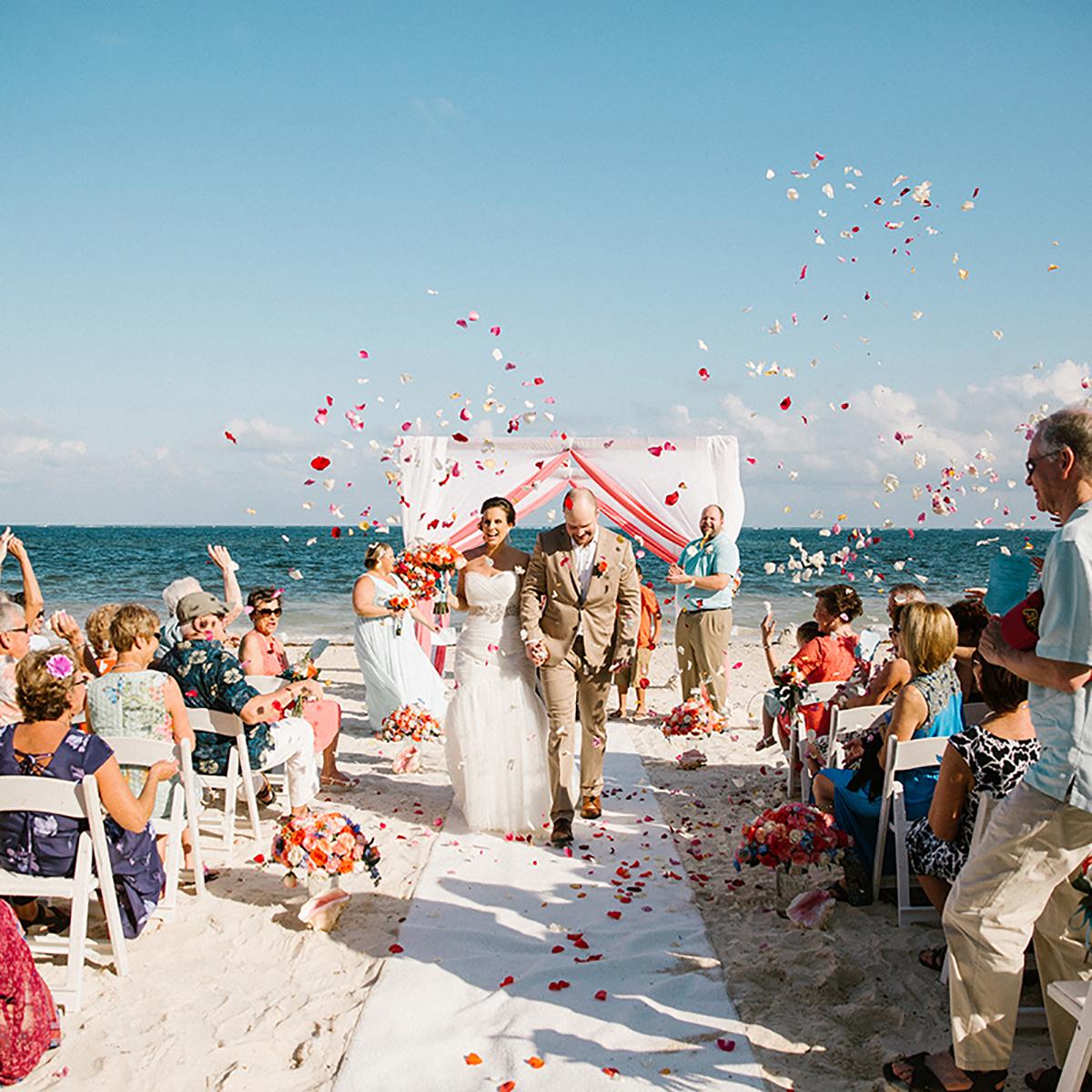 Amelia & Mike - Mexico Destination wedding