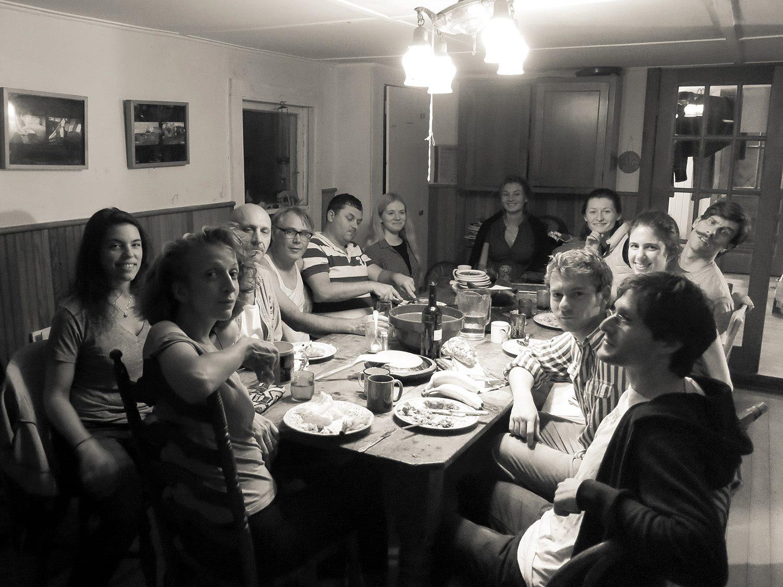 UVV Retreat in the Catskills, Fall 2014