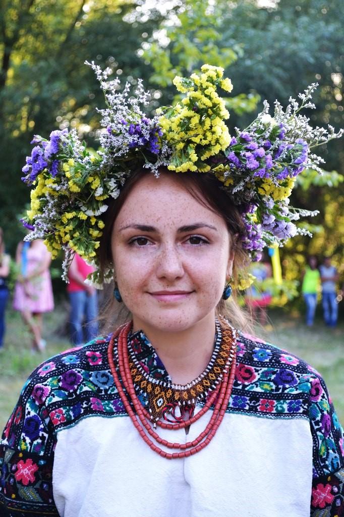 SONGS OF PODILLYA WITH IRYNA VOLOSHYNA -