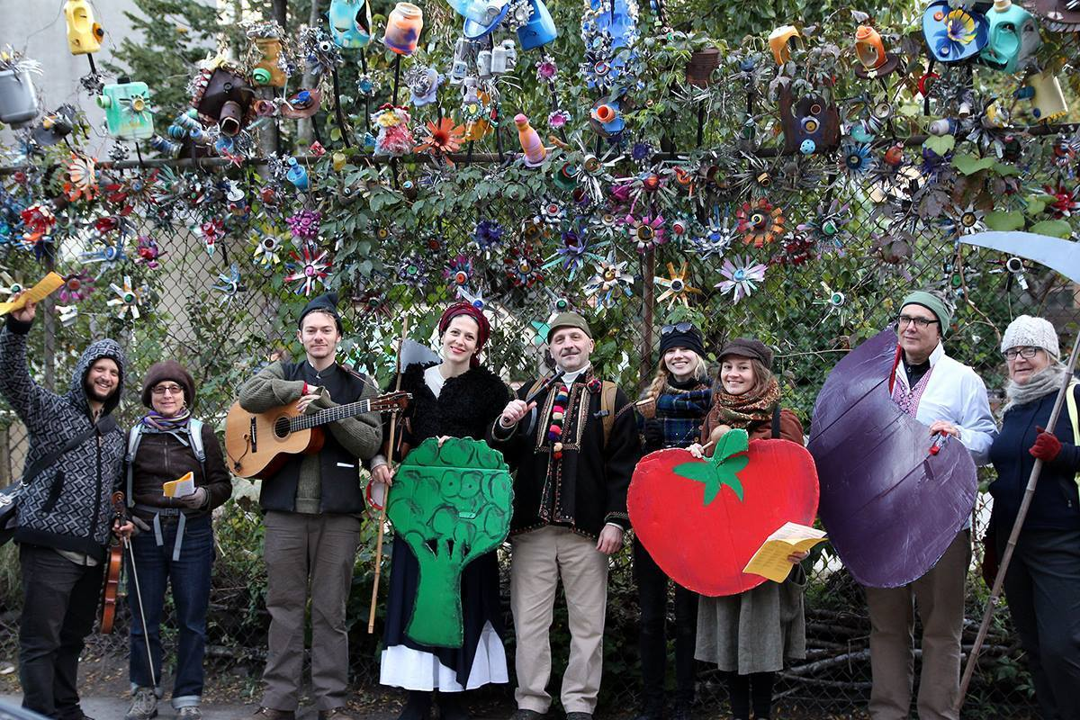 HARVEST SONGS WORKSHOP & PARADE WITH BRIAN DOLPHIN -